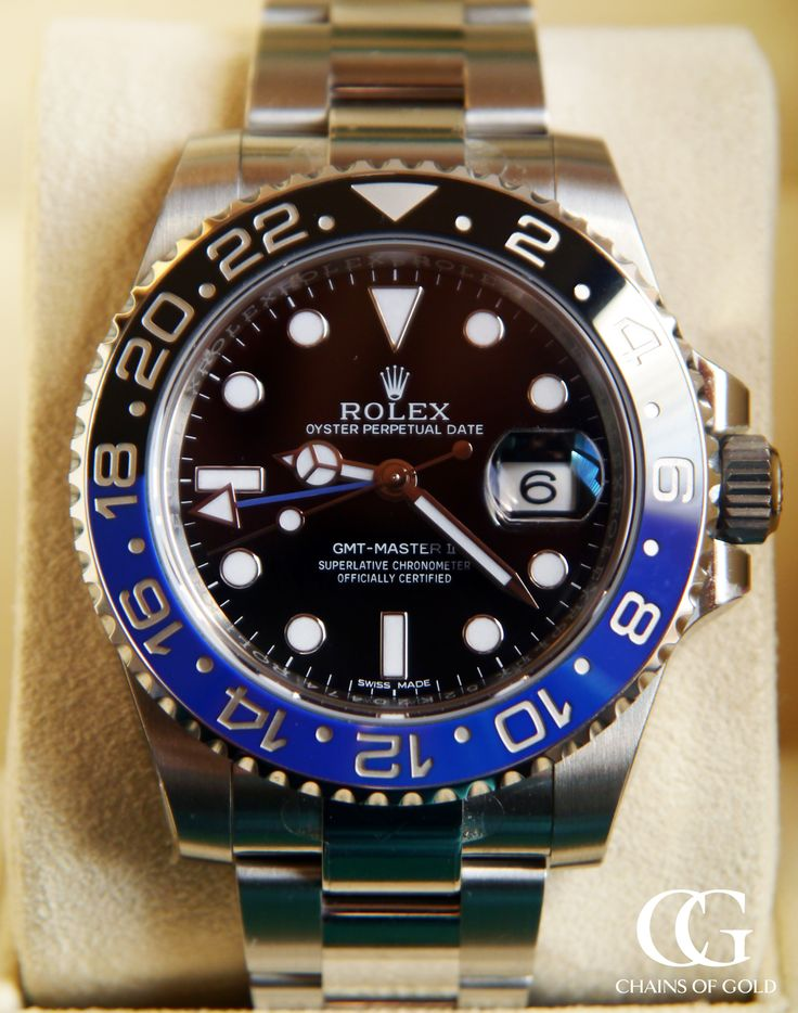 Rolex Gmt Master Ii Batman Price