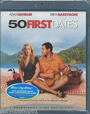 Scatological and sentimental, satirical and sincere, 50 FIRST DATES pairs Adam Sandler with Drew Barrymore in this romantic comedy about the power of love and short-term memory loss in Hawaii.