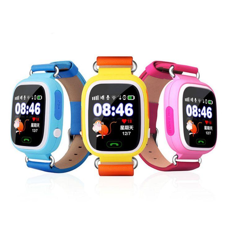 2016 neueste gps-gerät tracker bunte g72 smart watch sos notruf für kinder für ios android smartwatch armband # b0 //Price: $US $33.29 & FREE Shipping //     #smartwatches