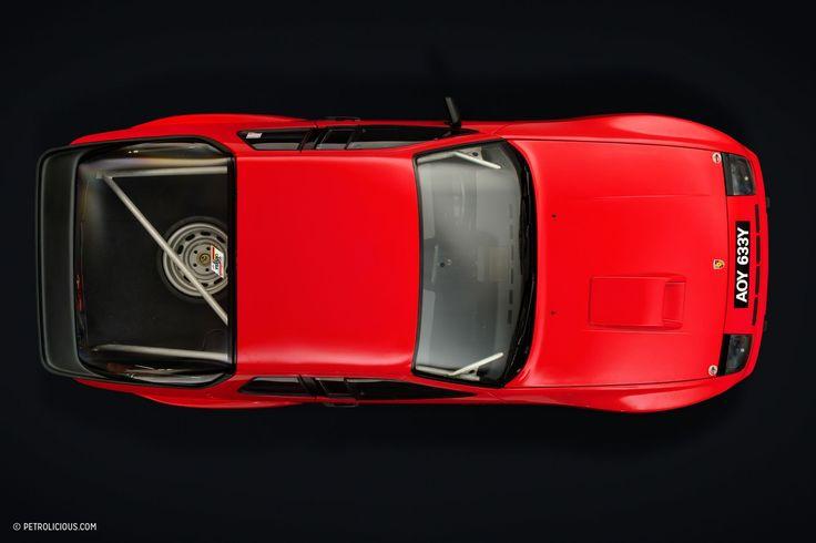 Porsche 924 Carrera GTS Clubsport