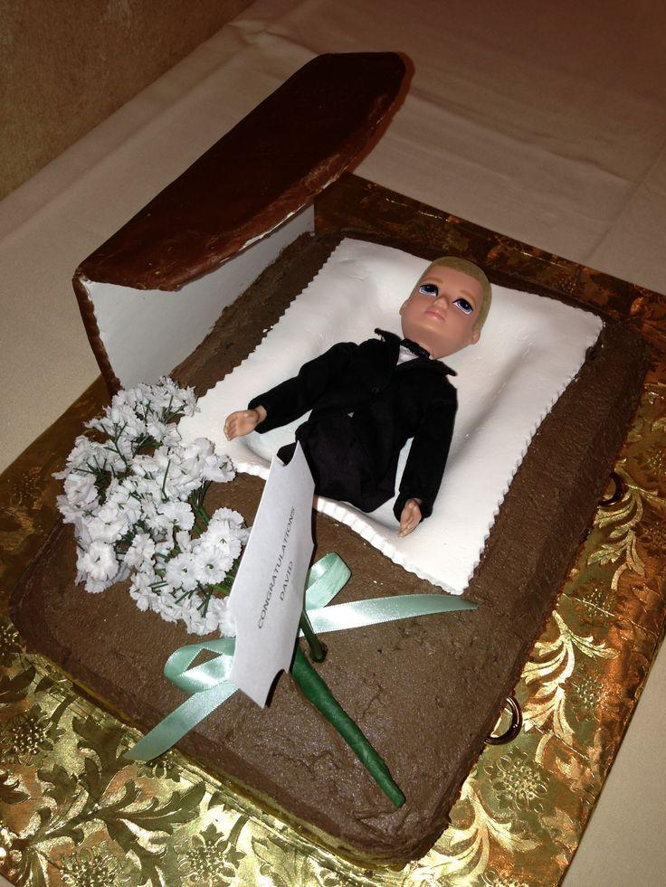 Coffin cake