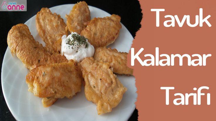 Tavuk Kalamar Tarifi