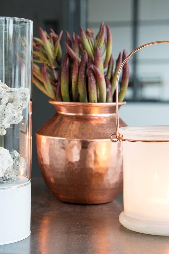 Madam+Stoltz+Vase+Kupfer+von+Madam+Stoltz