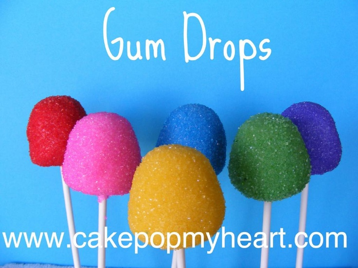 gum drop pop