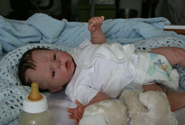 20 Best Lifelike Newborn Baby Dolls Images On Pinterest