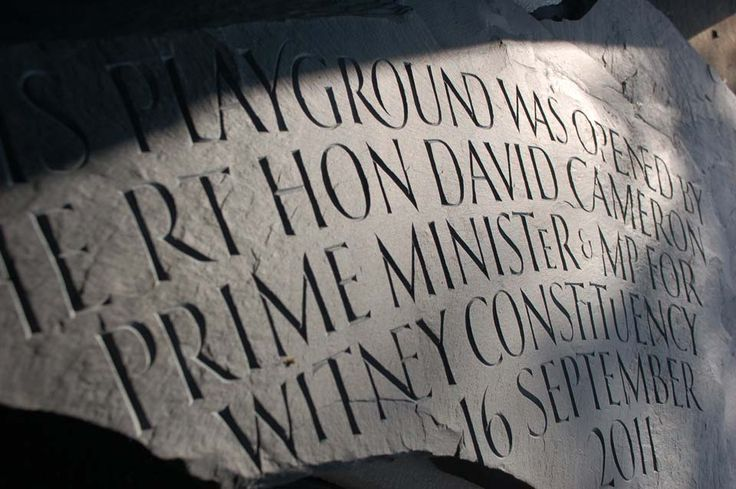 Rhythm in riven slate. By Fergus Vessel: Stones Carvings, Letters Cutters, Stonecarv, A Letters, Fergus Wessel, Letters Stones, Carvings Letters, Fonts, Carvings Stones