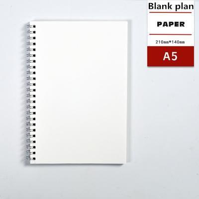 2017 Eenvoudige Vintage Spiraal Notebook Kraft Raster Dot Blank Dagelijks Wekelijks Planner Boek Time Management Planner Schoolbenodigdheden A5 A6 in [xlmodel]-[custom]-[35273]   2017 Eenvoudige Vintage Spiraal Notebook Kraft Raster Dot Blank Dagelijks Wekelijks P van   op AliExpress.com | Alibaba Groep