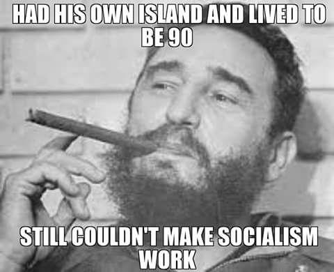 Spent his whole life fighting capitalism, and then dies on Black Friday!  #Liberallogic #Socialismsucks #Stupiddemocrats