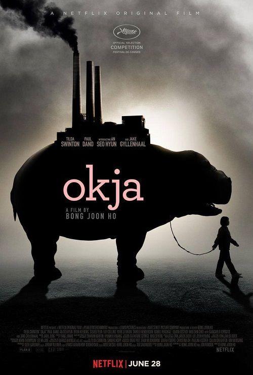 The Spooky Vegan: Watch Now on Netflix: Okja (2017)