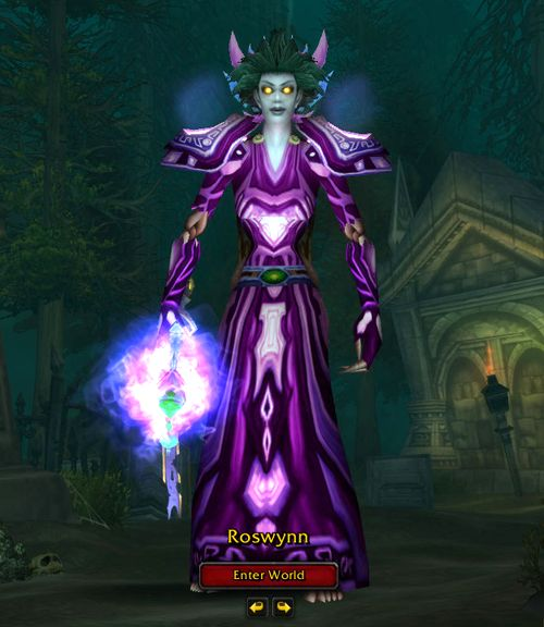 WoW Mage Transmog Super cool World of Warcraft Weapons