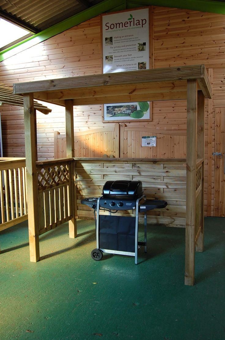28 Best Images About Bbq Shelter On Pinterest Gardens