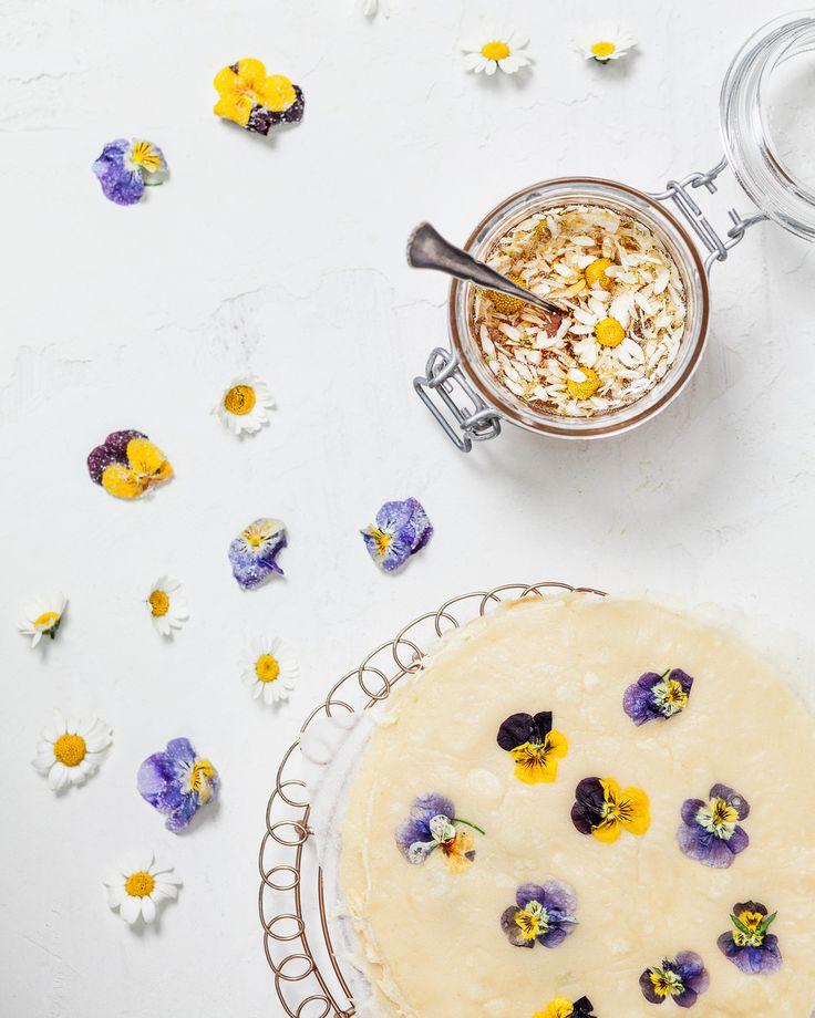 Kun letut puhkesivat kukkaan | K-ruoka #syötävätkukat #kesä #koristeet