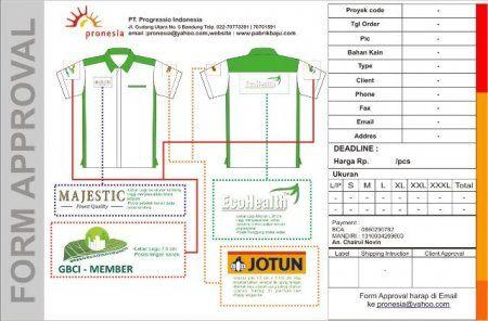 http://www.konveksi-jakarta.com/ Kemeja Jotun
