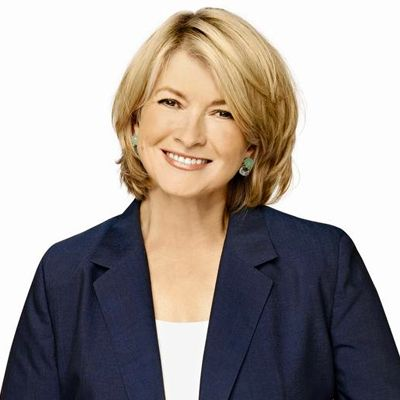 Martha Stewart believes there aren't enough hours in the day...she typically sleeps 4 hours!