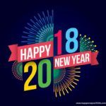 Advance Happy New Year 2018 Images Quotes Wishes Wallpapers for Whatsapp