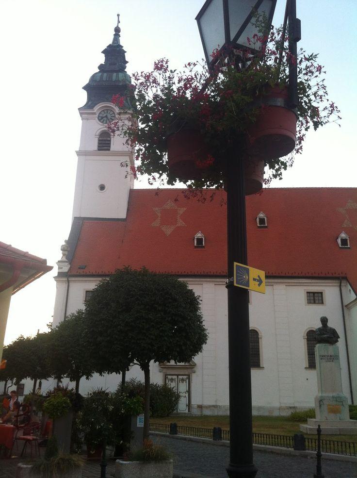 Mosonmagyaróvár Szent Gotthárd templom