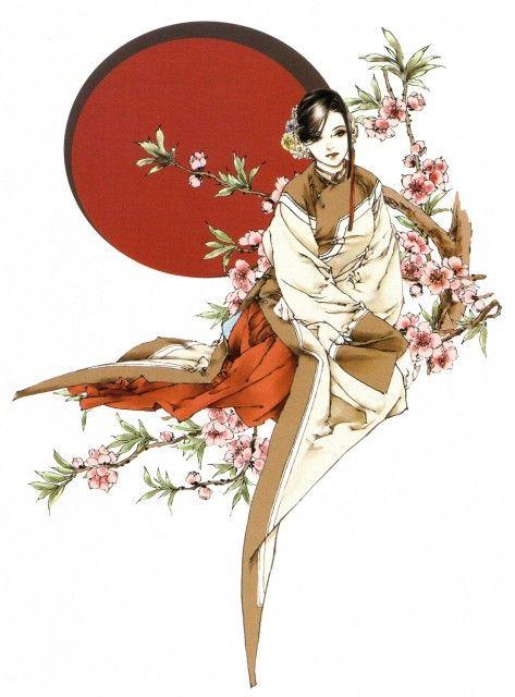 皇なつき Natsuki Sumeragi I love her illustrations and comics!