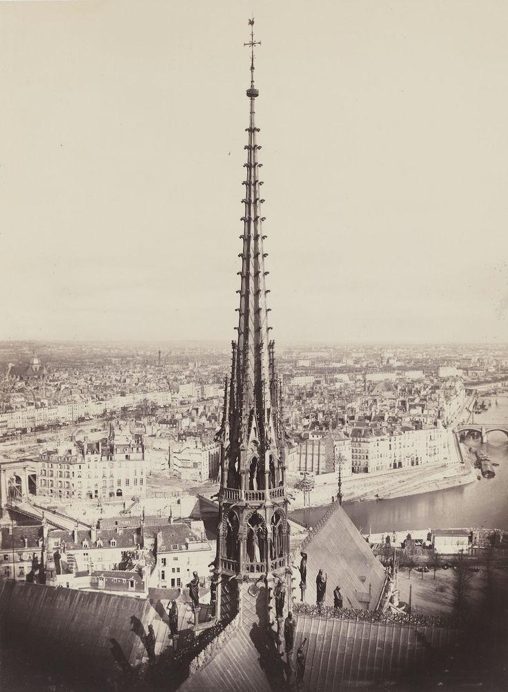 1860s-1870s: Paris streets