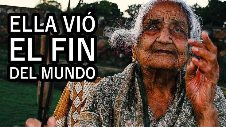 Esta Mujer Predijo el Fin Del Mundo - BABA VANGA La Vidente - Profecias ...