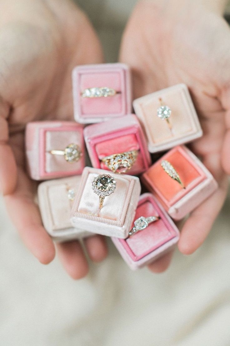 112 best Vintage Wedding Rings images on Pinterest