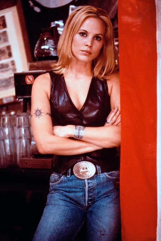 Lil (Maria Bello) Coyote Ugly. She's  my favorite