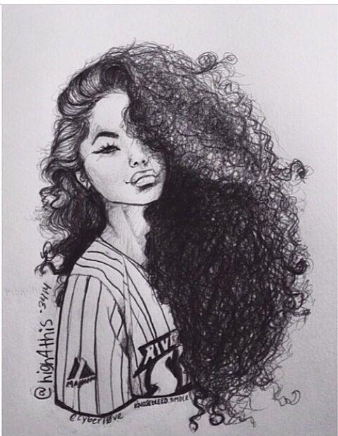 Natural curly hair                                                                                                                                                                                 More