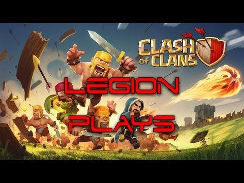 I have a feeling you'll like this one 😍 Legion Plays Clash of Clans