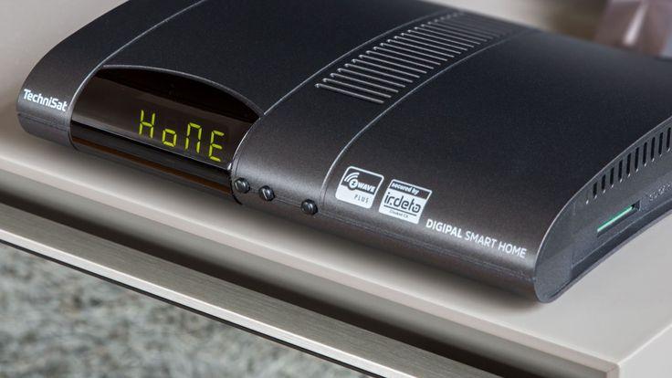 Haussteuerung mit dem DigiPal Smart Home von Technisat
