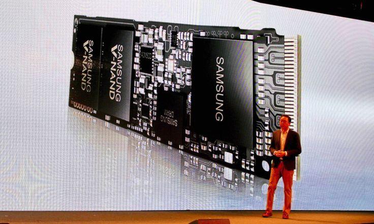 Samsung 950-Tiny SSD