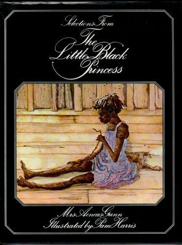 $15     Vintage 1977 Book -Selections From The Little Black Princess By Aeneas Gunn with Illustrations by Pam Harris / Aboriginal Girl's Tales by V1NTA6EJO