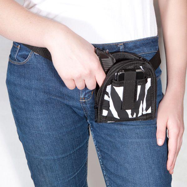 waist gun holster for women   Home Shop For Women Concealed-Carry Purses Concealed-Carry Waist Pack ...