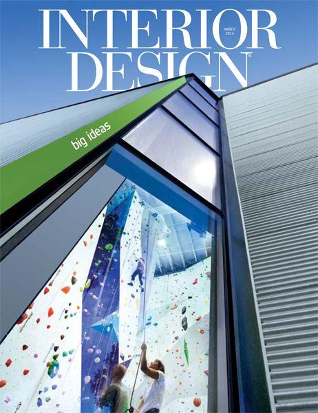 Interior Design Magazine March 2014 Cover InteriorDesignMagazine InteriorDesign