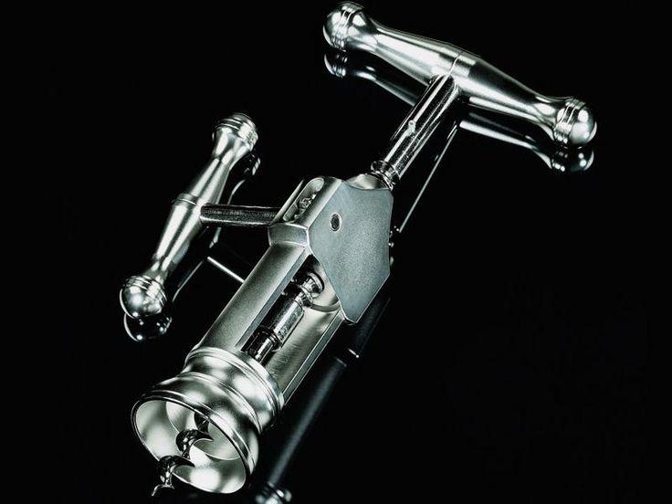 Farfalli | Mechanical Rack & Pinion Wine Opener Set | AHAlife