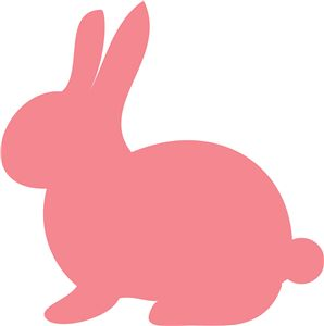 View Design: bunny Do I need to get myself a silhouette machine? Looks like it would be fun to play with.