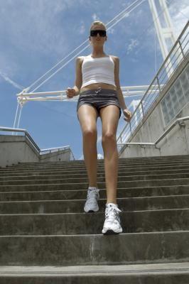 hip flexor sore from swimming