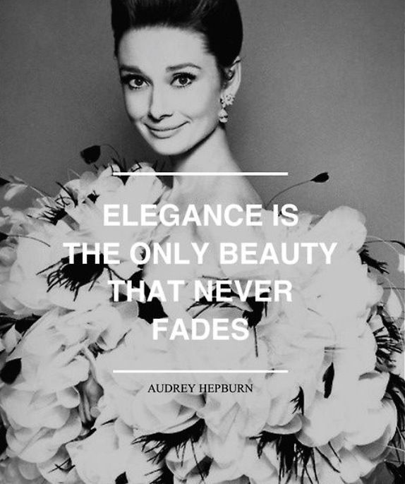The Classic AudreyHepburn Beauty