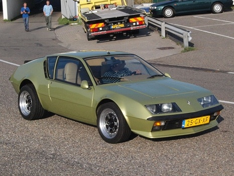 The five coolest cars you've never heard of (Alpine A310)