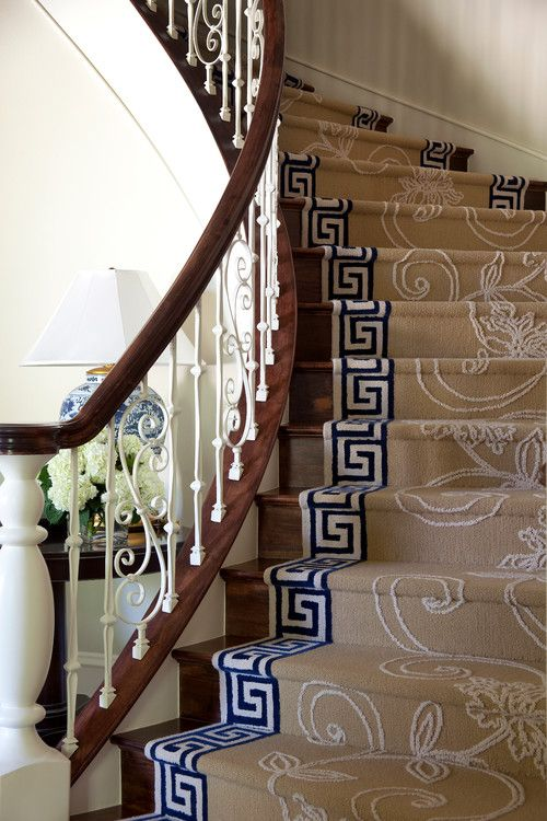1000 Images About Staircase On Pinterest Carpets Runners And Woods
