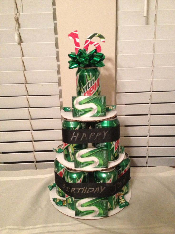 Teens - I'm making Gavin this for his next birthday!!!
