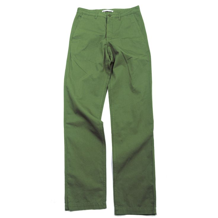 Norse Projects Harri Ottoman Pants - Dried Olive Sale | Frontiers Man