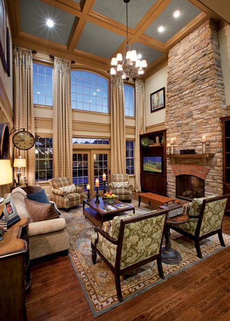 246 Best 2 Story Window Treatments Images On Pinterest