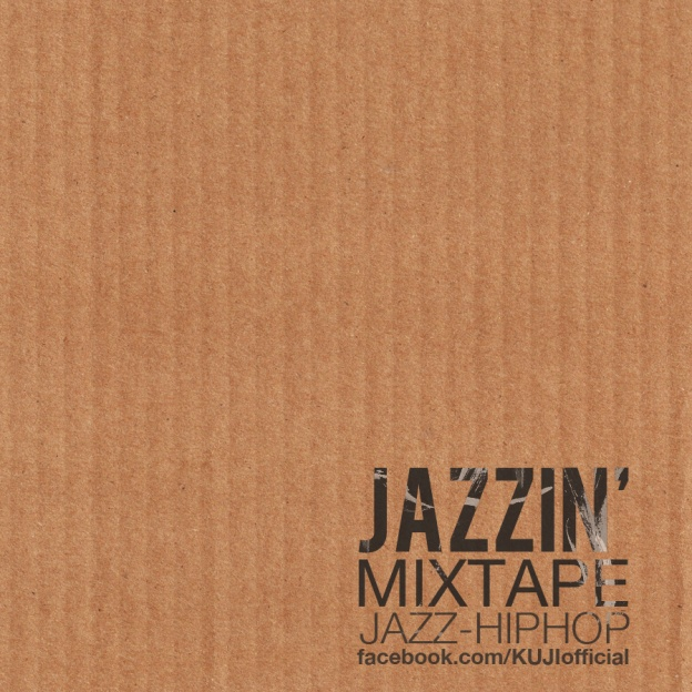 cover mixtape A travel in hiphop jazz contaminated. Some tracks that have made the history of rap and musicians who have made ​​unique jazz. From 1991 to the present. First volume of a series of mixtapes devoted to jazz in the hiphop culture.