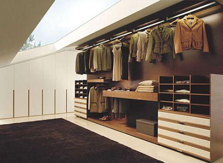 Modelos de Closets Diferenciados - 3