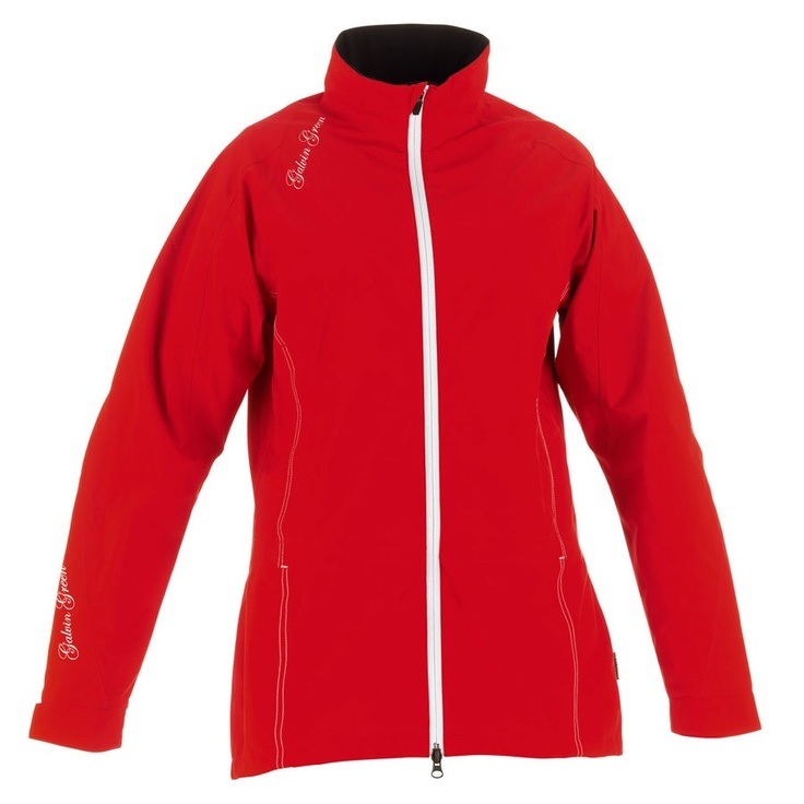 The Galvin Green Alexandra Waterproof Jacket offering Full Zip Waterproof Protection