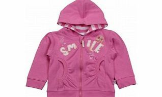 Adams Toddler Girls Pink Zip Up Hoodie with Applique Pink jersey hoodie with smile applique and lined hood.100% cottonMachine wash at 30 http://www.comparestoreprices.co.uk/baby-clothing/adams-toddler-girls-pink-zip-up-hoodie-with-applique.asp