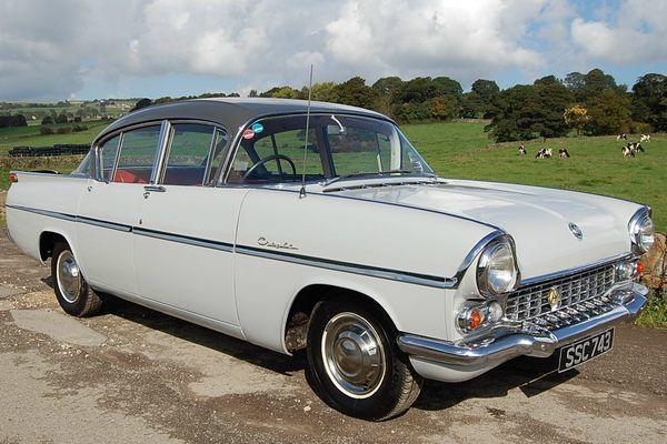 Vauxhall Cresta 1958