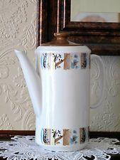 Vintage Royal Tudor Ware West Country Retro Coffee Pot Retro Kitsch