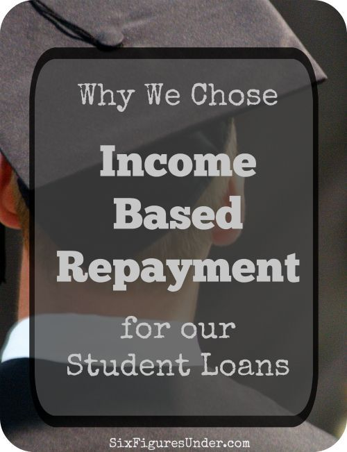 Income Based Repayment (IBR) offers great flexibility which has been key for making serious progress on paying off our student loans.  Is it right for you? student loan debt refinance student loan debt #debt #studentloan #studentloandebt
