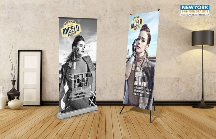 #BannerStands are durable, lightweight, portable, and one of the more cost effective advertising strategiesThese groupings of #IndoorBanners come in fixed heights and widths and are designed to complement both retail and trade show presentations. Some designs feature heavy duty weighted bases for stability and easy-to-use clutch locks for graphics. Others can accept both banners and foam board graphics. These banners all feature small footprints and spectacular high definition graphics…