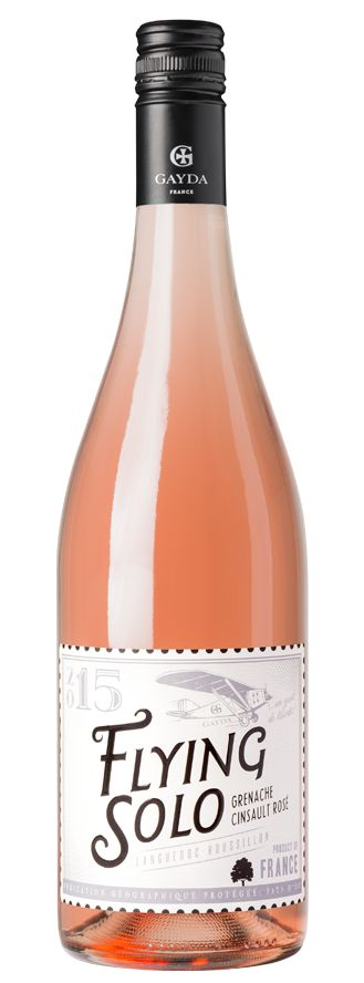 Flying Solo Rosé